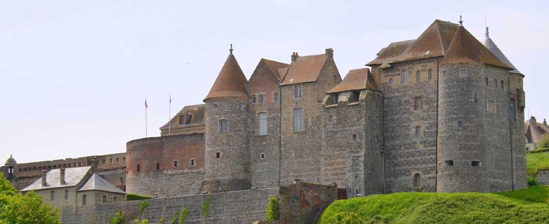 Le château-musée de Dieppe