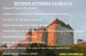 A-EXCURSION 100 ANS...