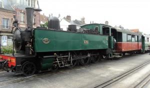 à bord du train à vapeur de la Baie de Somme (3)