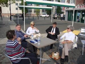 petite pause avant le retour vers Dieppe (2)