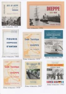 liste ouvrages Claude Féron (A)