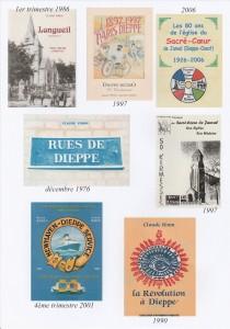 liste ouvrages Claude Féron (B)