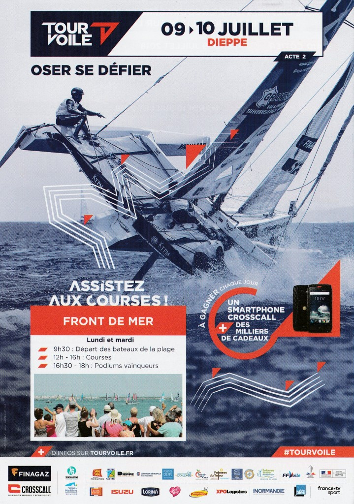 Tour Voile Dieppe 2018 (2)