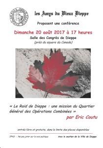 1) affiche conf E Coutu