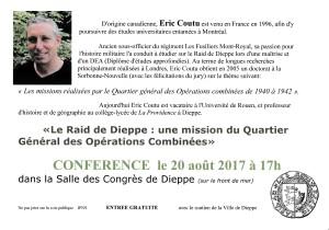1 bis) bio Eric Coutu