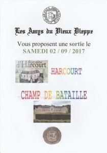 1)sortie HARCOURT(page 1livret)
