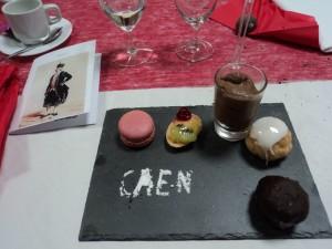 6) très joli dessert