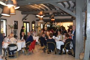photos de notre repas annuel au Relais Henri IV à Gruchet-sur-Arques (1)