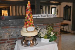 photos de notre repas annuel au Relais Henri IV à Gruchet-sur-Arques (2)