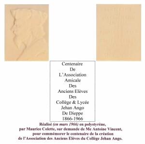 plaquette Ango 6x4,8cm