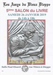 salon livre 2019