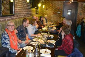 dîner amical au Tout Va Bien (1)