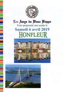 Plaquette Honfleur 1