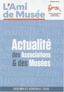 Ami de Musée n°54 sept 2018 (1)