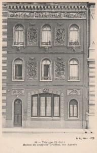 maison Graillon rue Aguado (Bd Verdun)démolie en 1890