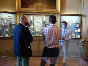 Intérieur musée 1