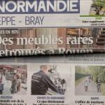 Paris Normandie 24 mai 2021