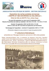 Exposition Dieppe et environs XXè siècle